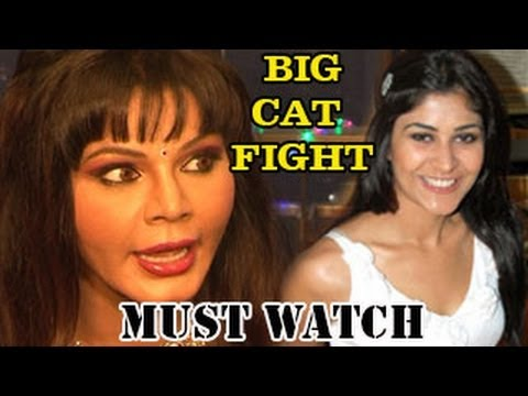 Watch Rakhi Sawant's BIG CAT FIGHT in Welcome Baazi Mehmaan Nawazi Ki 11th February 2013 SPECIAL EPISODE