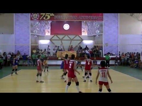 Palarong Pambansa 2016 Girl's Volleyball Championship NCR vs Calabarzon