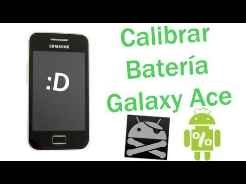 Calibrar Batería en Android