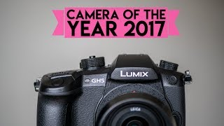5 Reasons the Panasonic GH5 is the BEST Camera of 2017