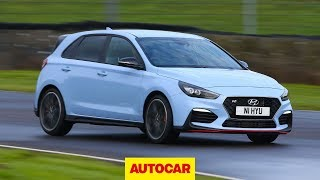 Hyundai i30N 2018 Review - 275bhp Hot Hatch Track Tested | Autocar