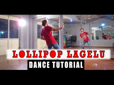 Dance Tutorial Lollipop Lagelu | Bhojpuri Dance Step By Step | Vicky Patel Choreography