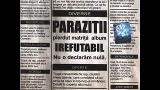 Parazitii-Linz-Bucuresti feat Texta (nr.57)