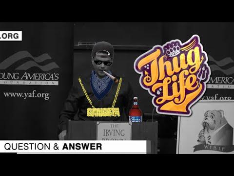 Ben Shapiro Thug Life - Unconscious Bias