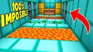 THIS MAP IS 100% IMPOSSIBLE - MINECRAFT