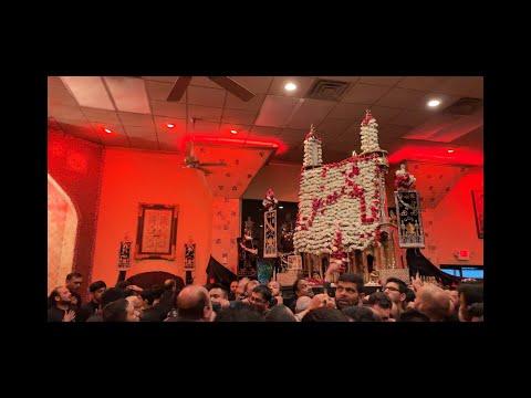 9th Muharram 1441/2019 Jhuloos at Jaffari Center of Atlanta