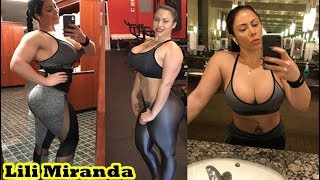 Lili Miranda - Sexy Fitness Babe / Best Motivation Video Ever
