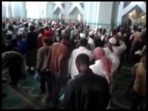 SAVE AWOLIYA - Inside Anwar Mosque