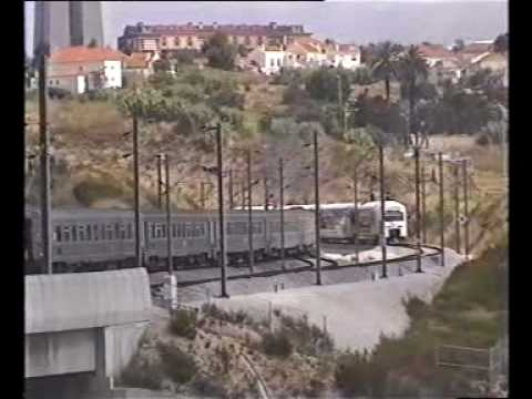 1930+IC Faro cruza 3500 Fertagus Pragal 30 Ago 2003