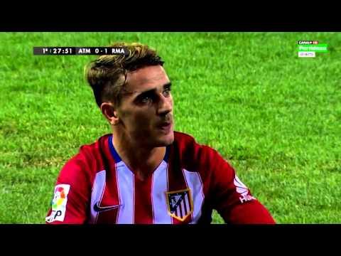 Antoine Griezmann vs Real Madrid Home (04/10/2015) By CROSE