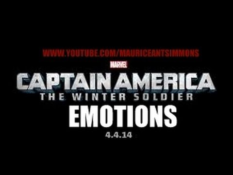 Captain America: The Winter Soldier EMOTIONS