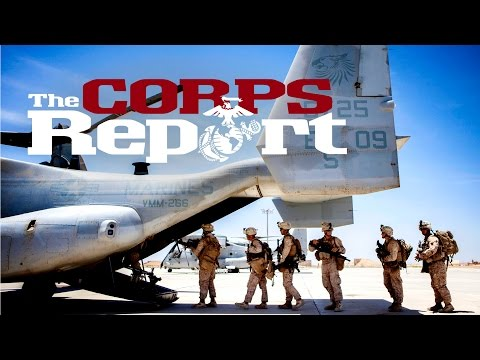 Uniform Change Verdict and Middle East Task Force (The Corps Report Ep. 41)