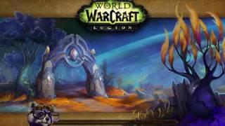 World of Warcraft Legion- testing Facerig