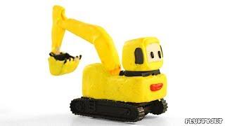 Excavator for kids | Construction Truck for children | Toy Truck video for children