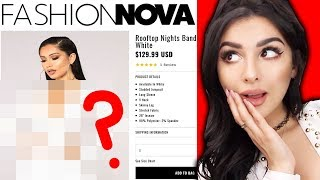BUYING THE MOST EXPENSIVE THING FROM FASHION NOVA