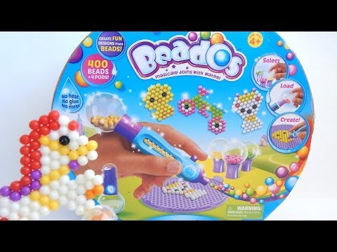 Beados Starter Set by Moose Toys Review