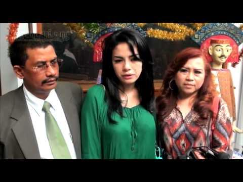 Nikita Mirzani enggan tanggapi perdamaian Angelina Army dengan korban