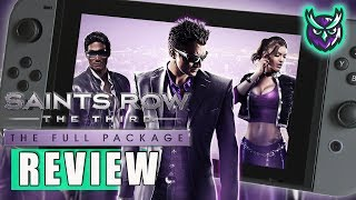 Saints Row: The Third Switch Review - Who Needs Grand Theft Auto?