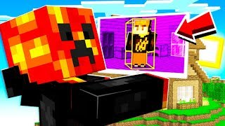 PrestonPlayz CHEATS in Minecraft Hide & Seek!