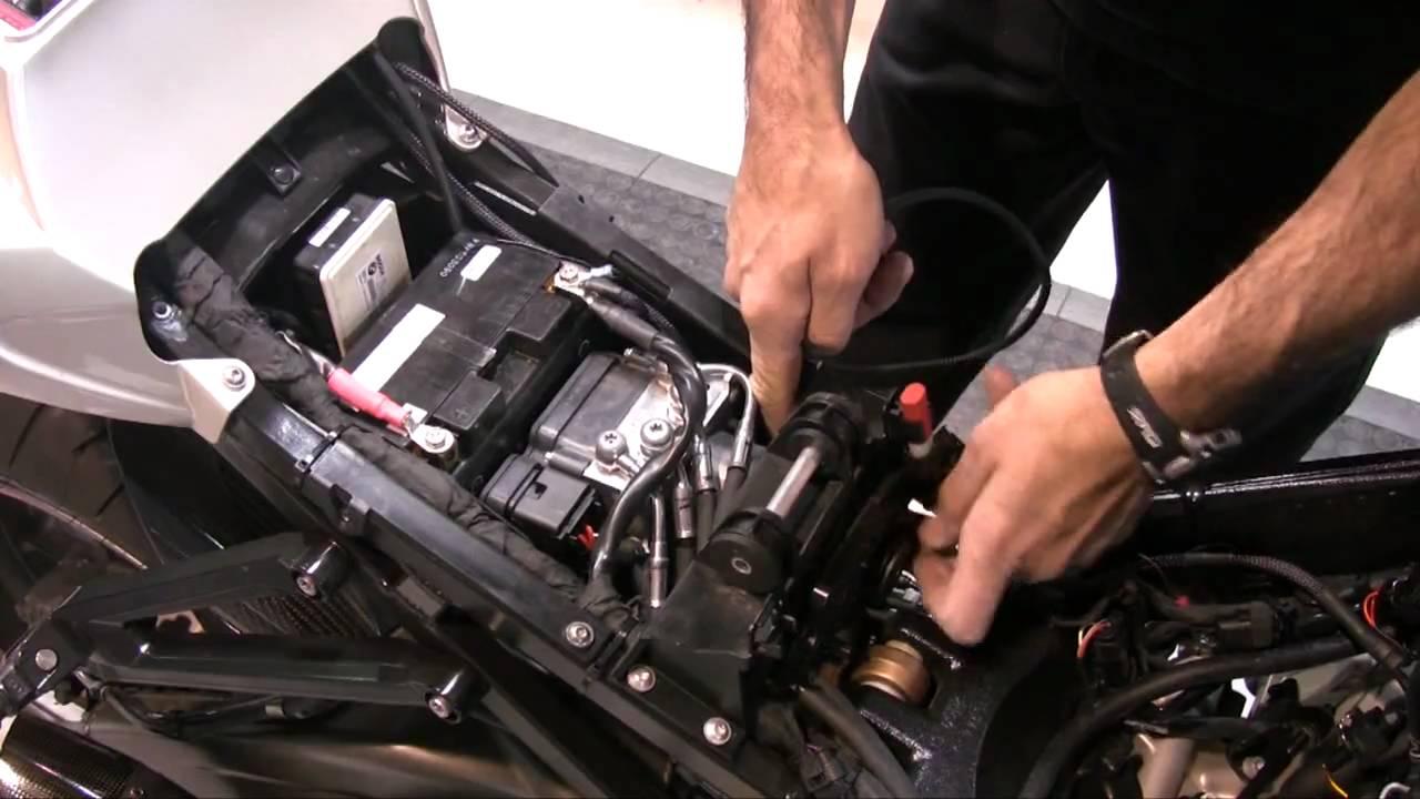 2010 bmw s1000 power commander v installation