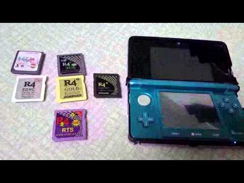 R4 Cards not blocked on latest 3DS 9.2.0-20