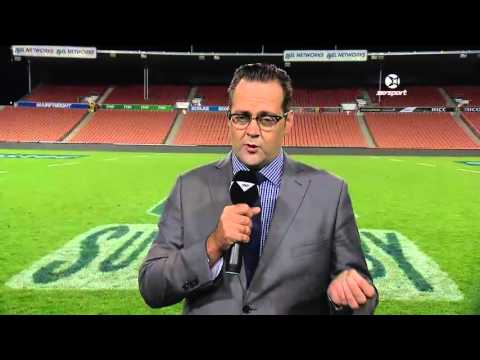 Super Rugby Chiefs V Blues Round 7