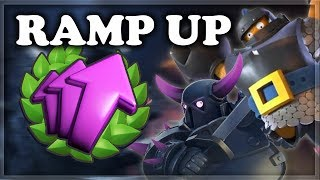 Ramp Up with 3 Decks! | Clash Royale 🍊