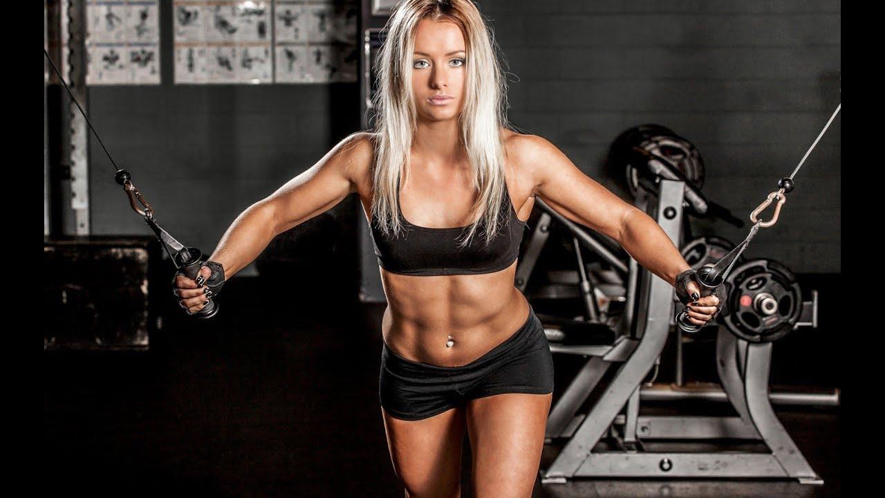 Motivação Bodybuilding Girl HD - YouTube