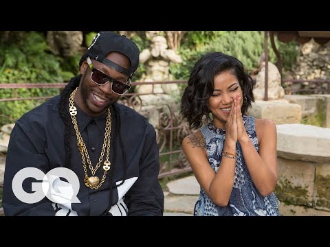 Jhené Aiko & 2 Chainz Uncover Psychic Abilities | Most Expensivest Shit