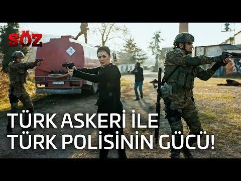 Söz | 33.Bölüm - Türk Askeri İle Türk Polisinin Gücü!