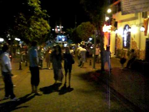 Alanya Juni 2010 Party Hafen Havanna Club Bistro Bellmann