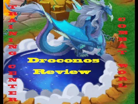 Dragon City-Droconos.new legend dragon!
