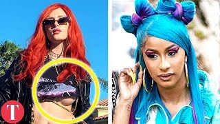Coachella Fashion That Got Celebrities In Trouble
