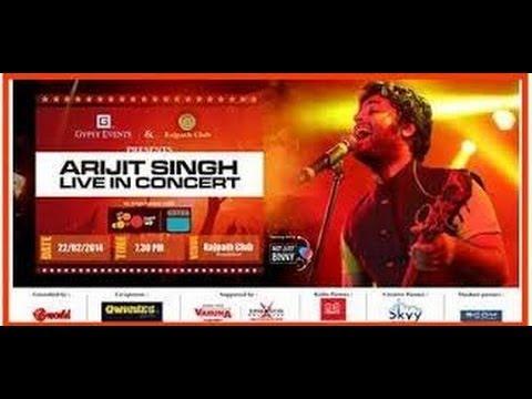 Arijit Singh in Dubai Arijit Singh Live Concert at