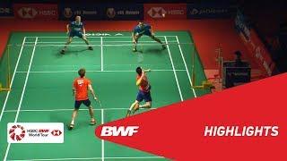 PERODUA Malaysia Masters 2019   MD - QF - HIGHLIGHTS   BWF 2019