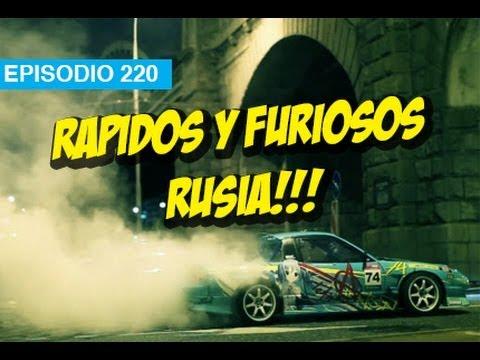 Rapidos y Furiosos Rusia! l whatdafaqshow.com