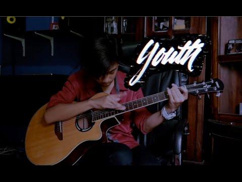 (Troye Sivan) Youth - Romeo Rockavanka   Fingerstyle Guitar Cover