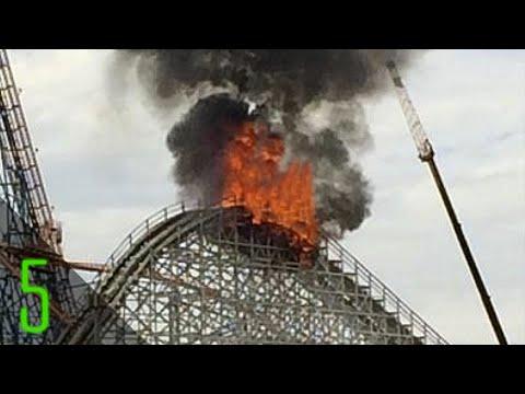 5 Killer Theme Park Rides