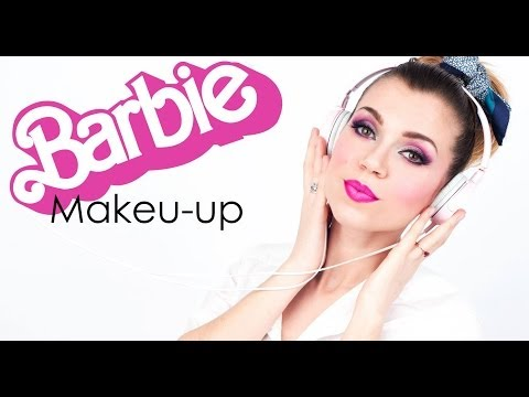 Barbie Make-up | Carnevale 2014
