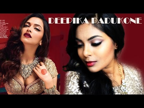 Deepika Padukone Vogue 2014 makeup - Eid Makeup Tutorial using coastal scents revealed 2 palette
