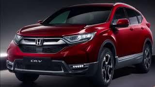 2019 Honda CR V EU Review