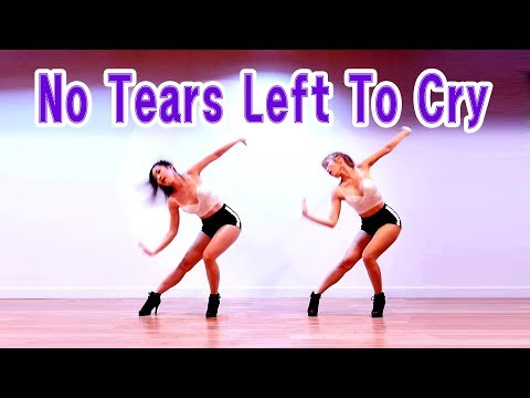 Ariana Grande - No Tears Left To Cry Choreography MiU 웨이브야 Waveya