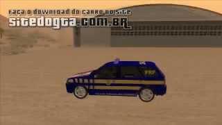 Volkswagen Patati G4 1.6 da Polícia Rodoviária Federal GTA San Andreas