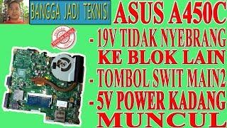 Asus A450C Mati Total / Repair Laptop X450CC Rev.2.1 Dead