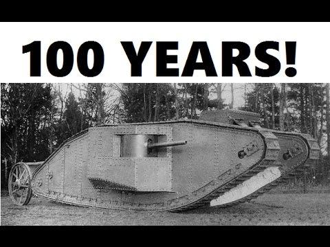 World of Tanks Xbox One 100th anniversary Mark 1 Gameplay!