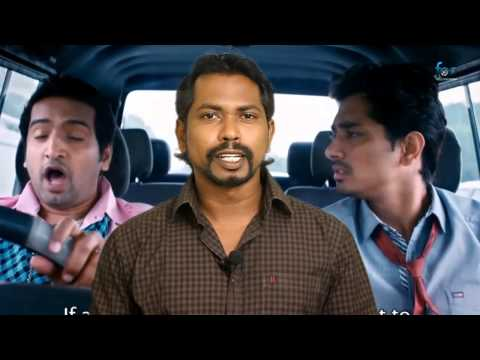 Theeya Velai Seiyyanum Kumaru Movie Review