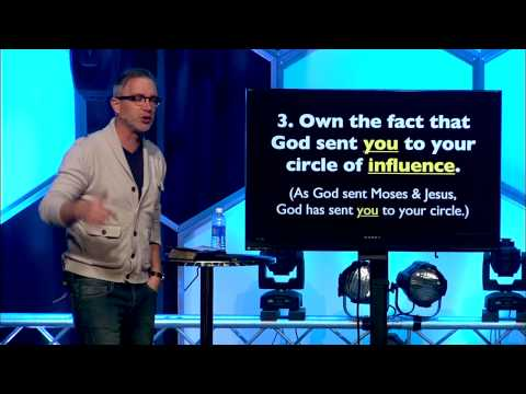 Bless The City - Wk 3 | The Crossing Church, Elk River, MN | Pastor Eric Dykstra