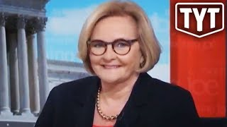 Claire McCaskill's MSNBC Debut Gets Awkward