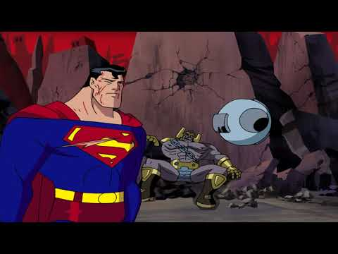 Superman vs. Draaga!