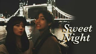 V 'Sweet Night' (Romantic Ver.)